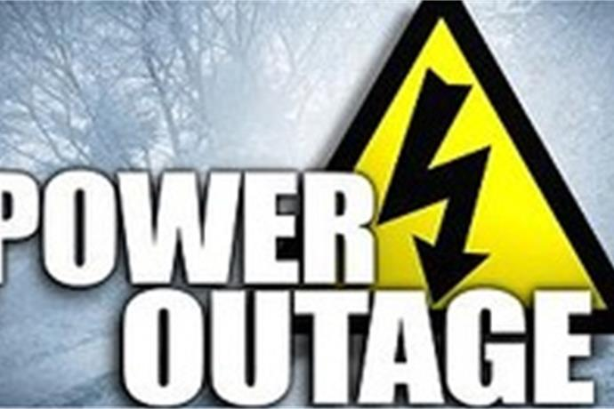 Coleman power outage