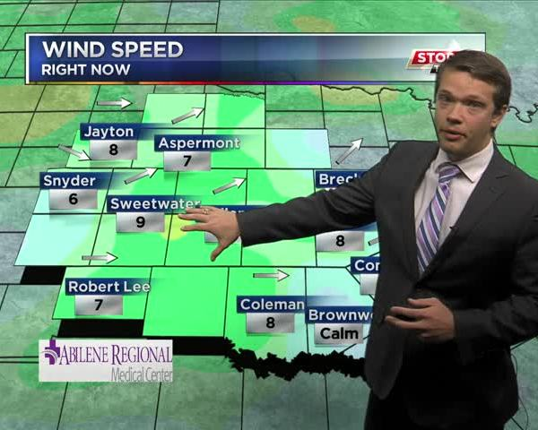 KRBC 10 PM Forecast: Saturday, January 28, 2017