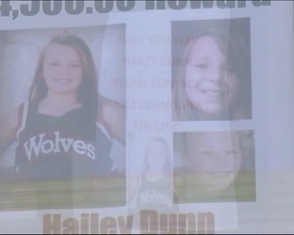 Hailey Dunn Case in National Spotlight Once Again_91404384