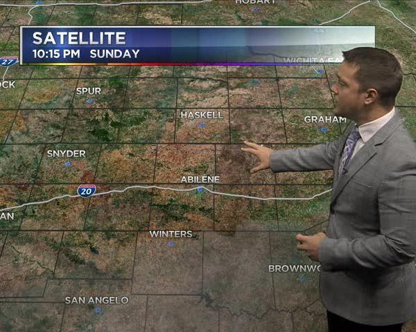 KRBC 10 PM Forecast: Sunday, February 5th, 2017