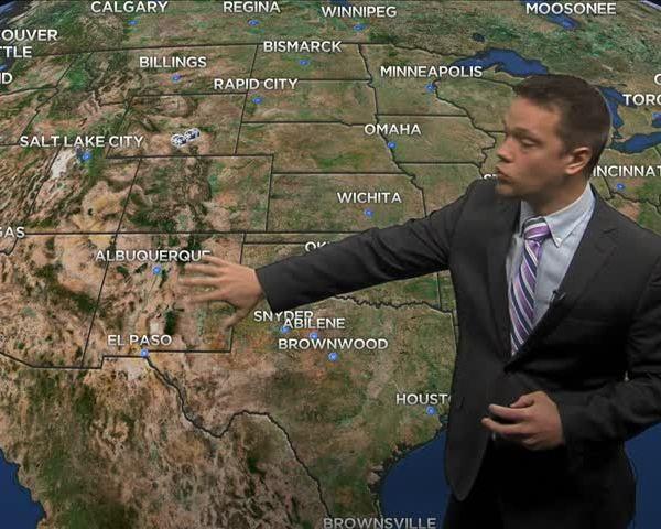 KRBC 6 PM Forecast: Saturday, February 11, 2017