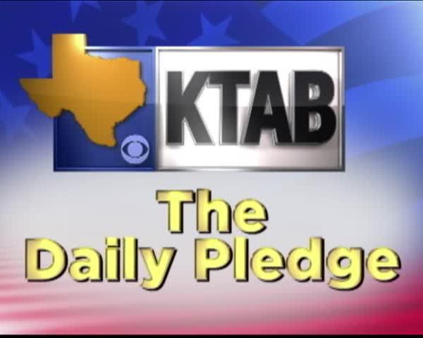 KTAB Pledge of Allegiance, May 11, 2017