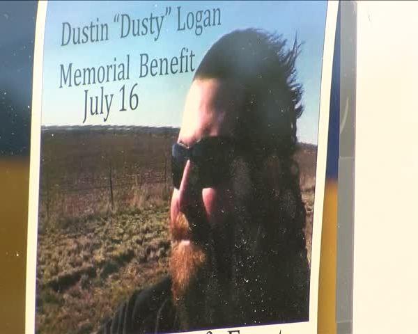 Dustin -Dusty- Logan Benefit_88220539