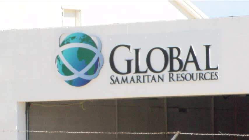 Global Samaritan Resources responds to victory over ISIS in_49293606