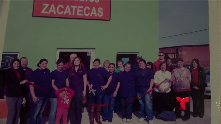 Mi Gente: Burritos Zacatecas
