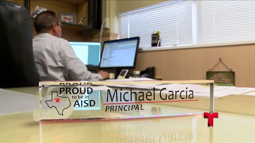 Mi Gente: Director Garc��a de Abilene High
