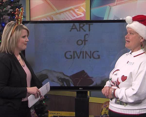 """""""The Art of Giving"""" Artwalk"""