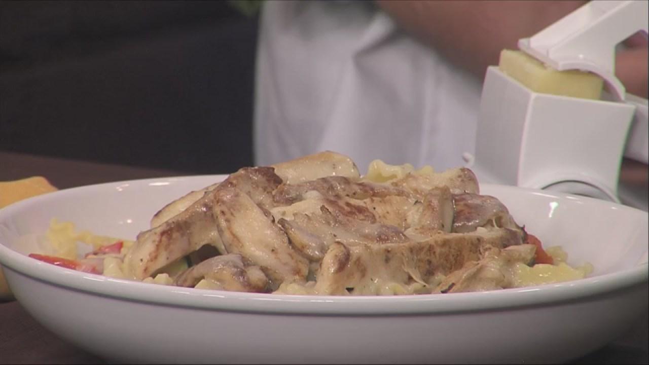 New Chicken Giardino At Olive Garden