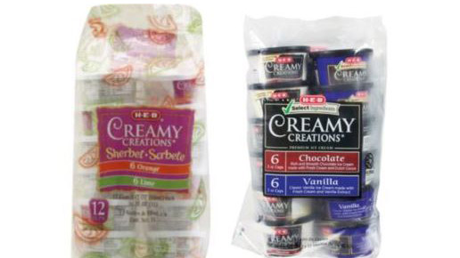 Creamy Creations sherbet and ice cream packs-846655081