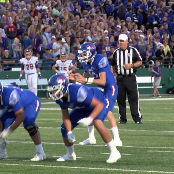 BCH Sports Impact Player of the Week: Cooper Offensive Line