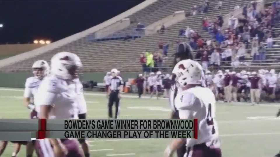 Bowden: Game Changer