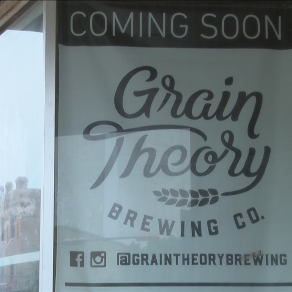 Grain Theory Brewery set to open as first brewery downtown