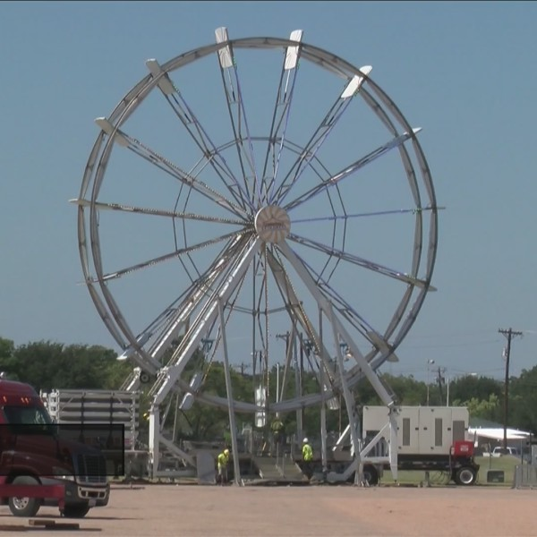 West Texas Fair and Rodeo opens Thursday
