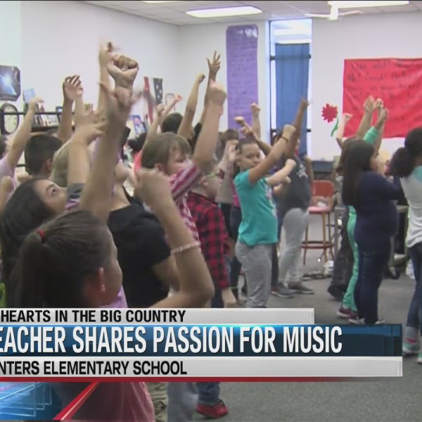 Big Hearts: Music teacher shares passion in 50th year teaching