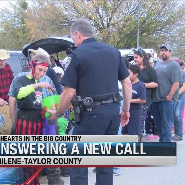 Big Hearts: Abilene 911 dispatcher helps shine police department in new light