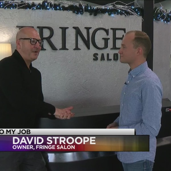 Do My Job: Fringe Salon