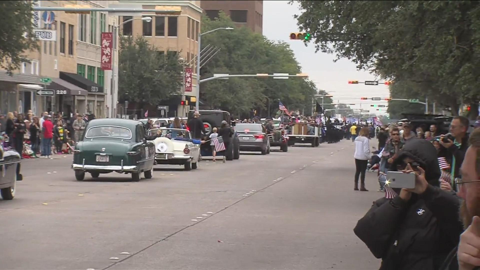 Veteran's Day Parade set for Saturday
