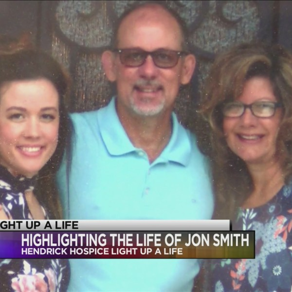 Light up a life: remembering Jon Smith