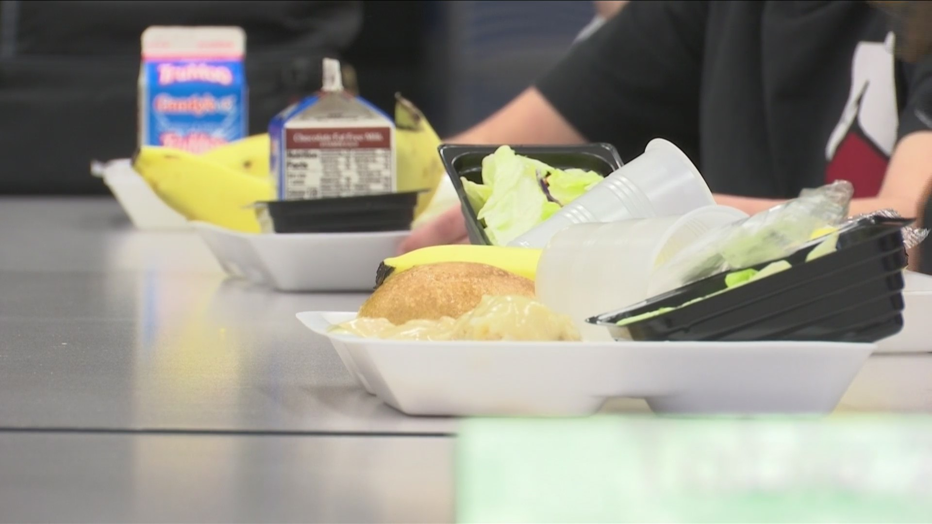 Abilene parents step up to pay outstanding lunch balances
