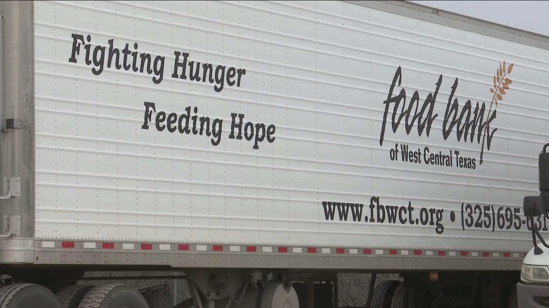 Expansion project underway at Food Bank of West Central Texas