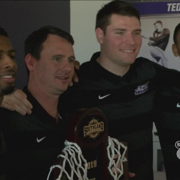 Jaren Lewis returns home for NCAA Tournament