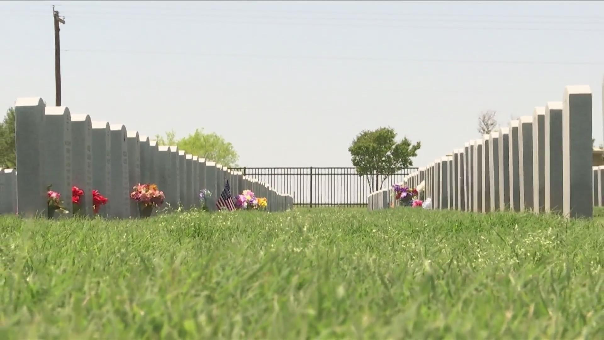 Abilene woman looking to honor late Texas veterans