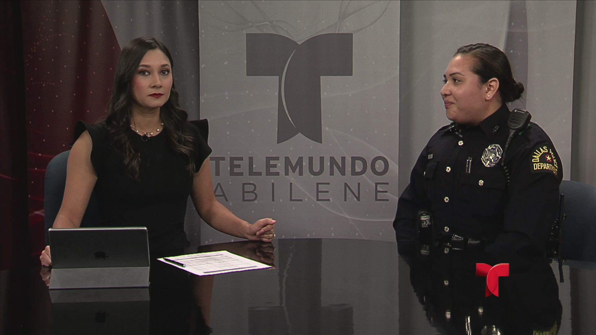 Telemundo Dallas PD Interview 4.26.2019