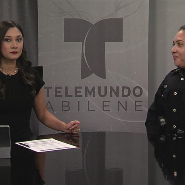 Telemundo Dallas PD Interview 4.26.2019