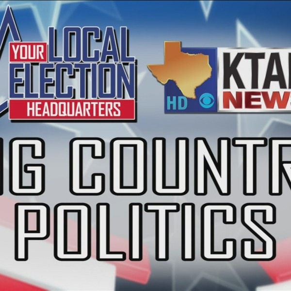 Big Country Politics: In depth with Abilene Director of Public Works