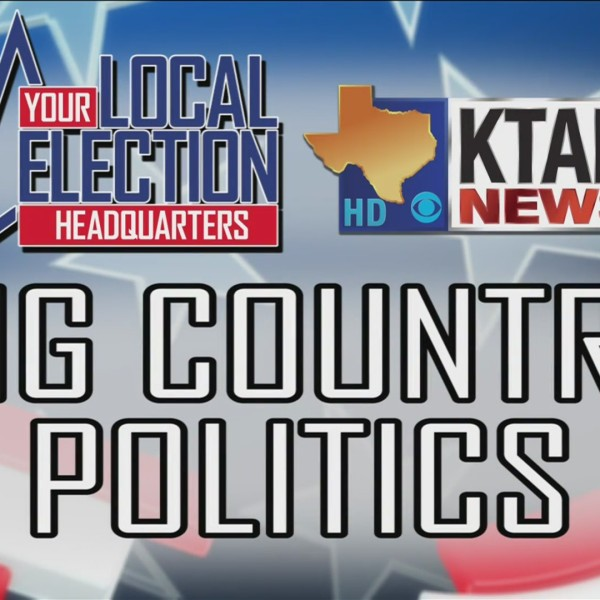Big Country Politics: In depth with new city council member Travis Craver