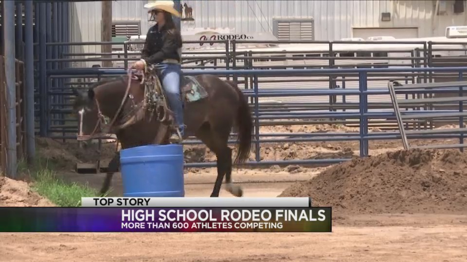 2019 TX High School Rodeo Finals