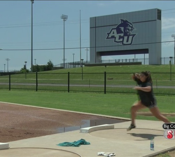 ACU throwers headed to Nationals