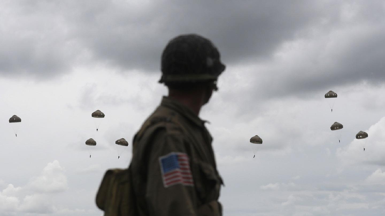 APTOPIX France D-Day Anniversary_1559827891404