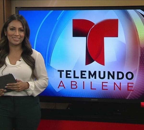 Cristina Garcia - Telemundo Abilene Deportes 6.05.19 10pm