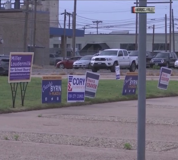 Early voting underway in Abilene