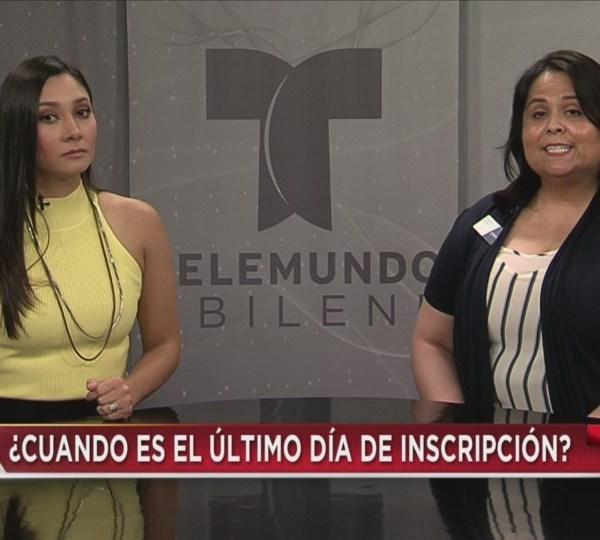 Telemundo, entrevista TSTC Rallies 6.5.2019