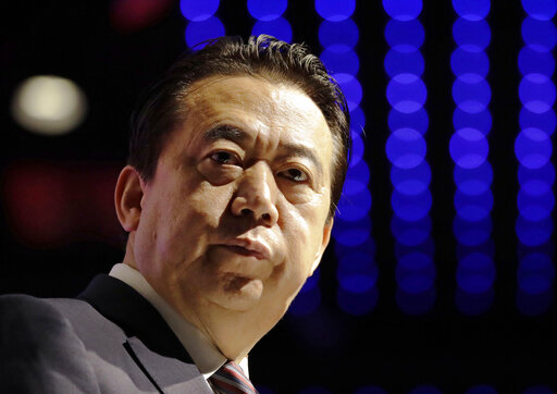 Meng Hongwei