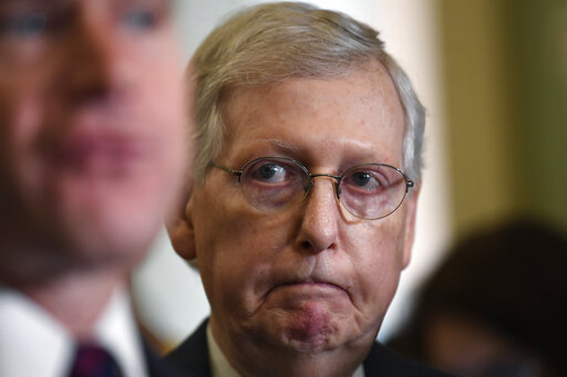 Mitch McConnell, Todd Young