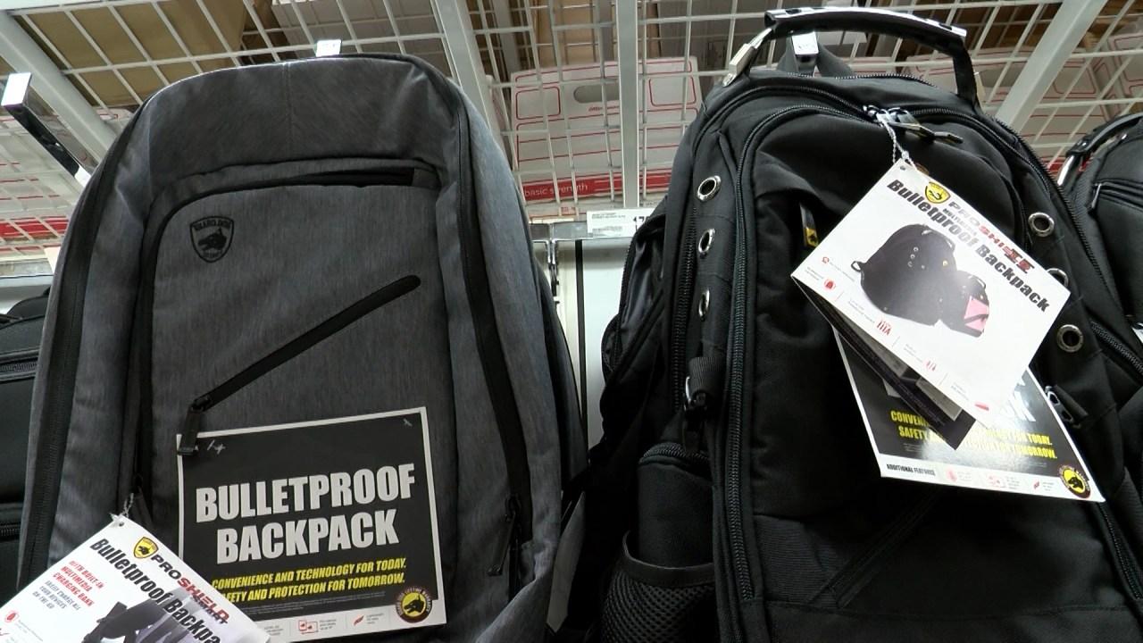 is a  u0026 39 bulletproof backpack u0026 39  the new essential back to