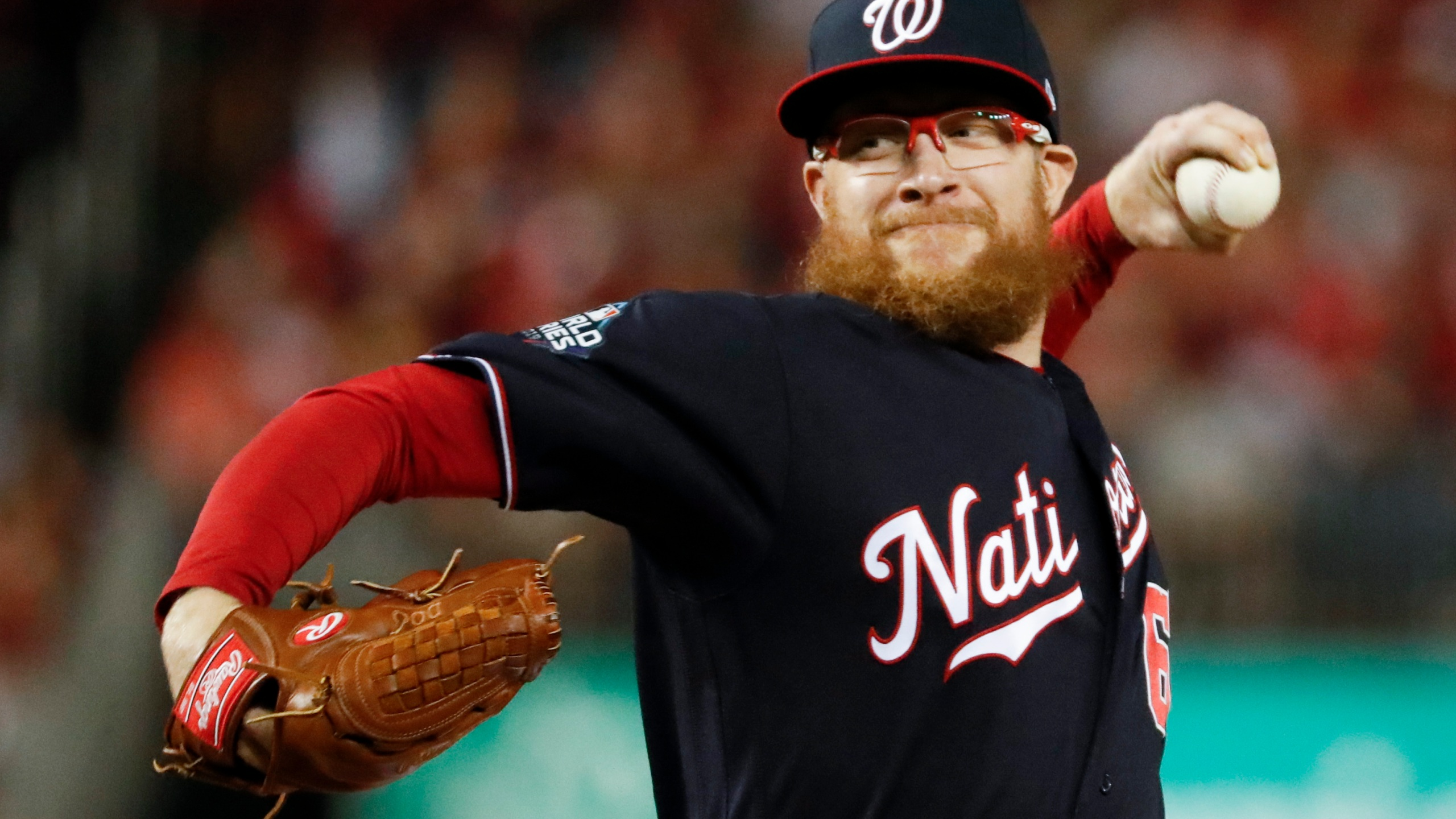 Image result for Nationals World Series Champion Doolittle Declines White House Invite, 'I Just Can't Do It'