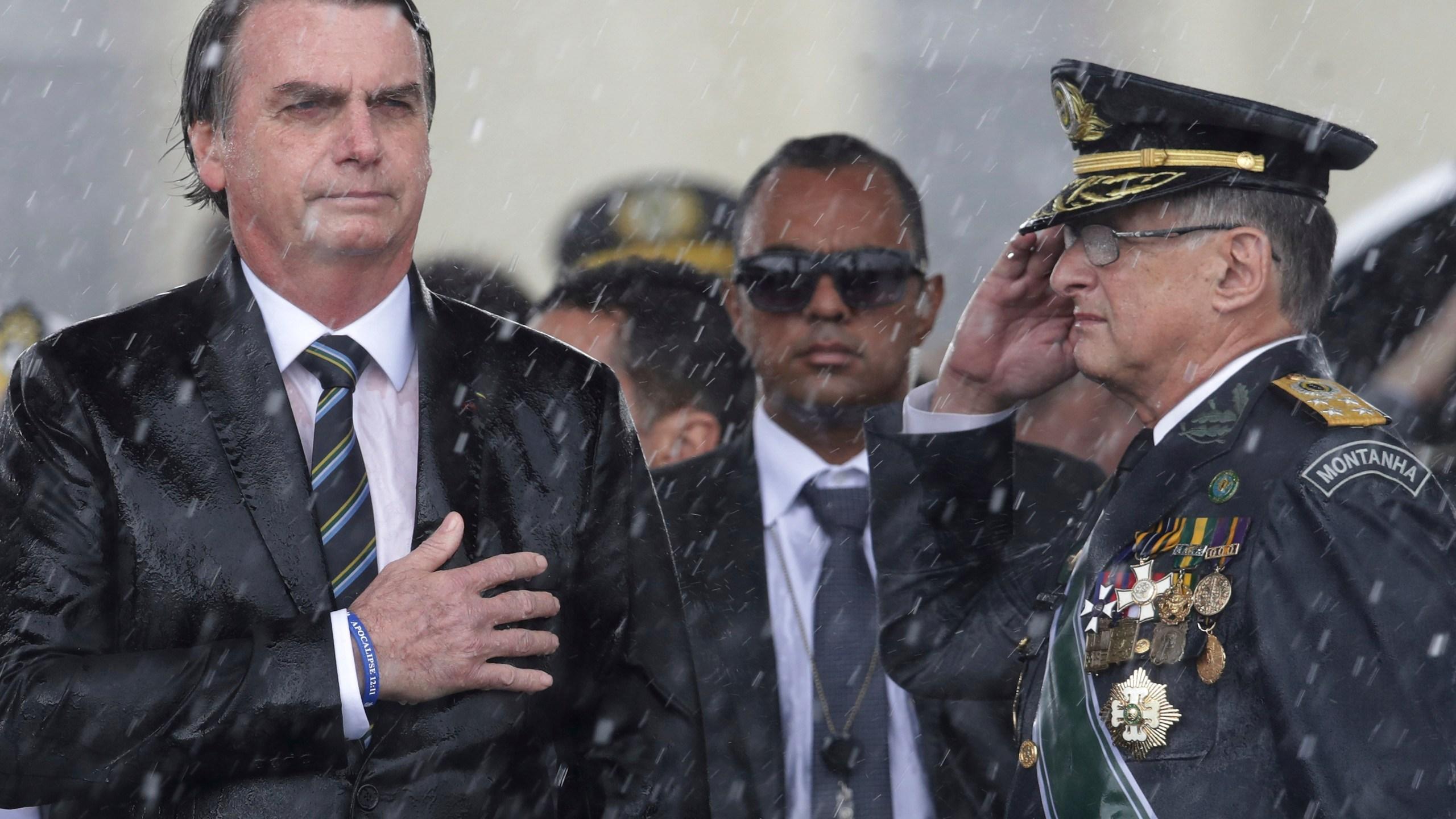 Jair Bolsonaro, Edson Leal Pujol