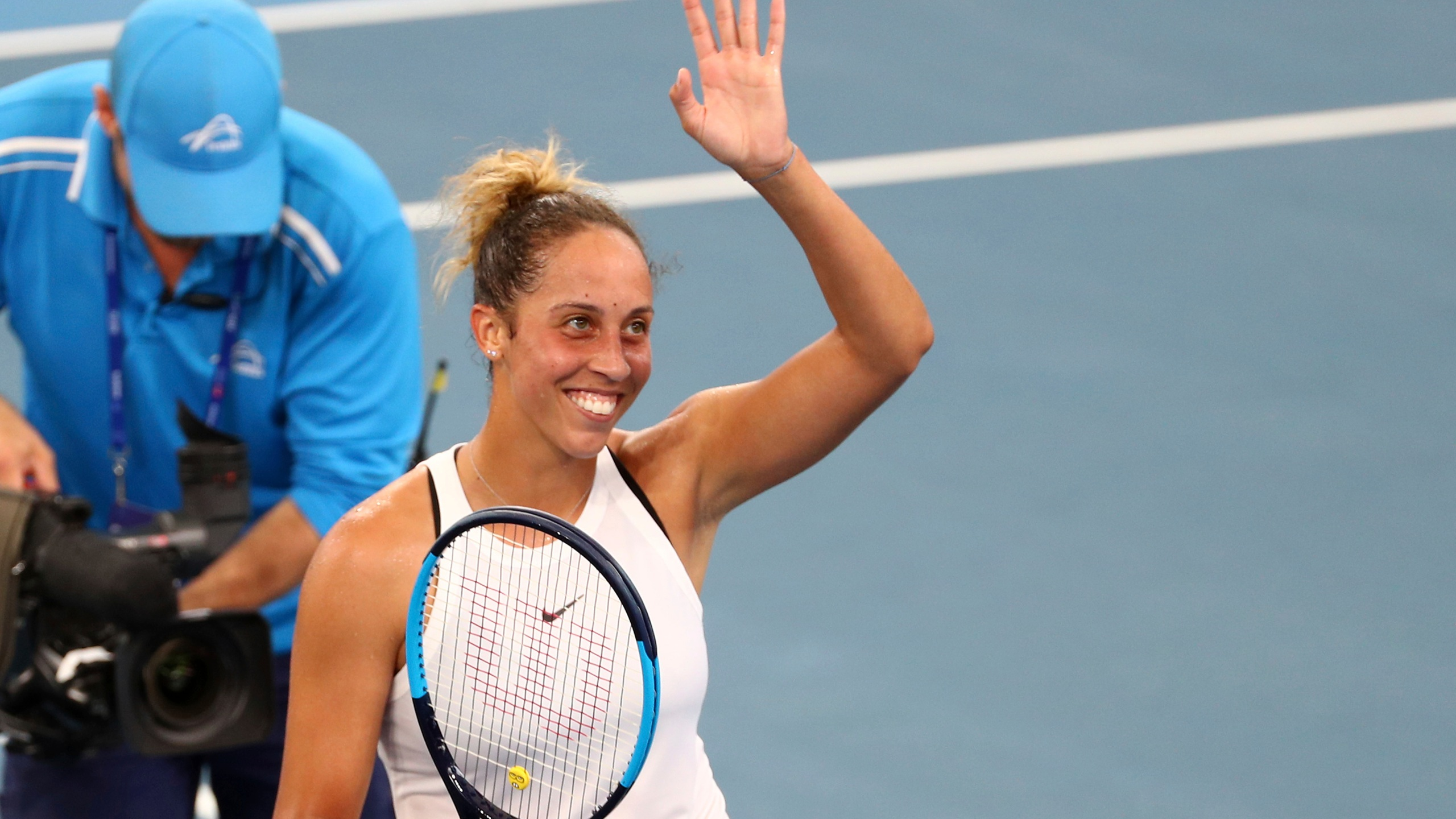 Madison Keys, Brisbane International 2020