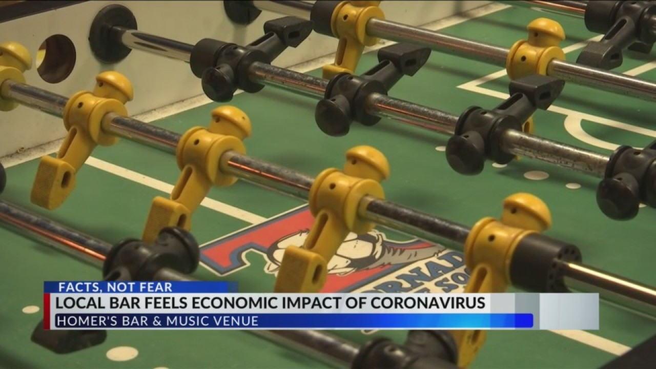 Abilene bar feels economic impact of