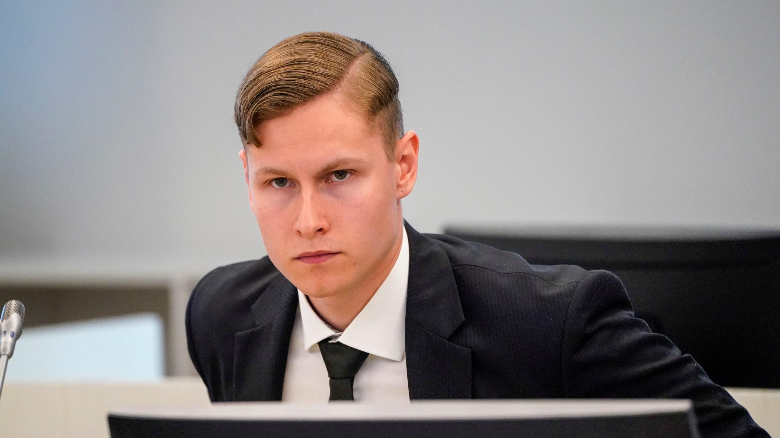 Trial against Philip Manshau