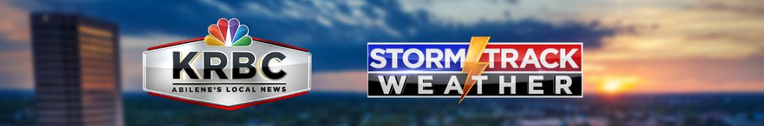 KRBC Storm Track Weather