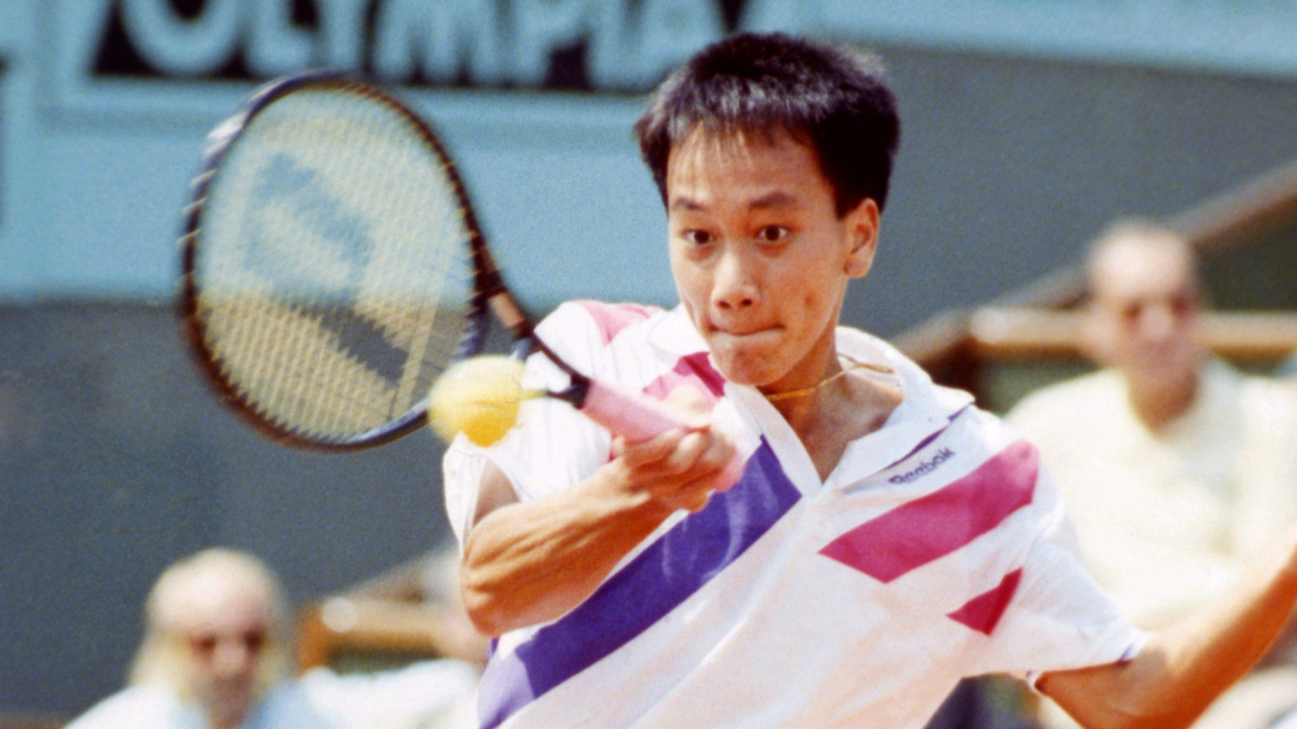 Michael Chang French Open