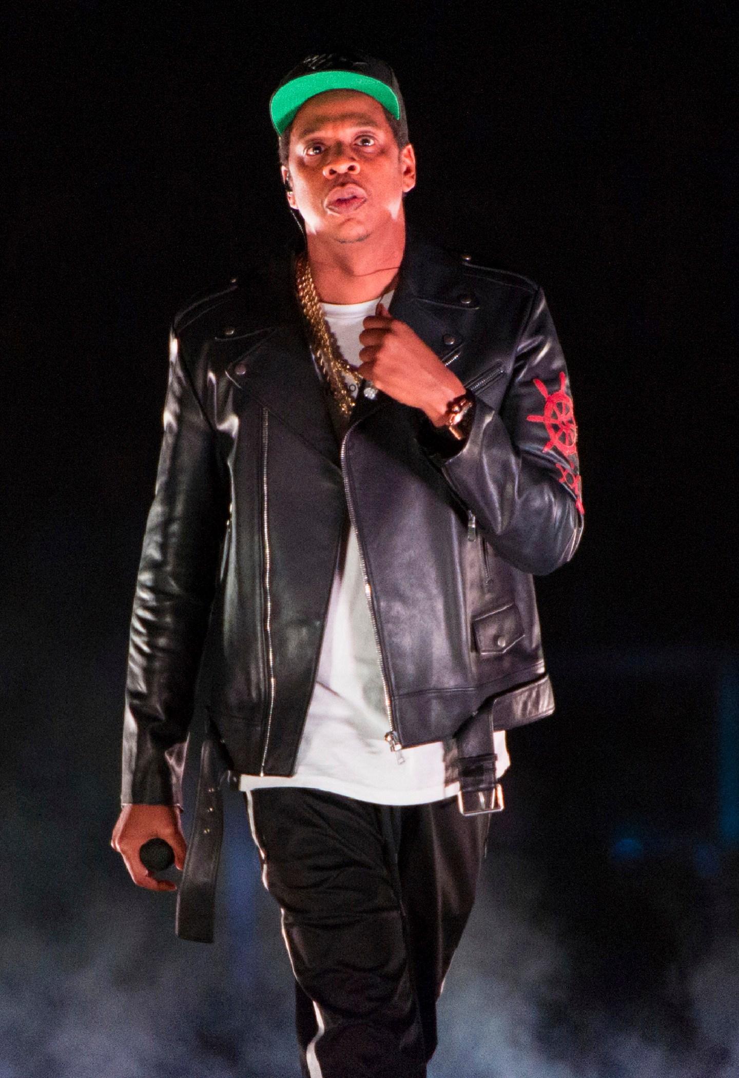 Jay-Z, Shawn Carter
