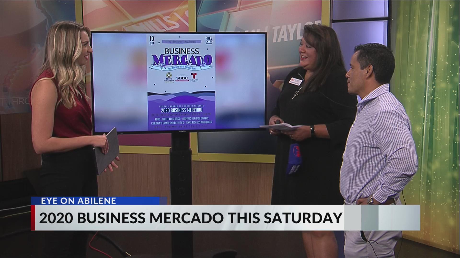 Mercado Halloween Events 2020 2020 Business Mercado coming up at The Abilene Convention Center