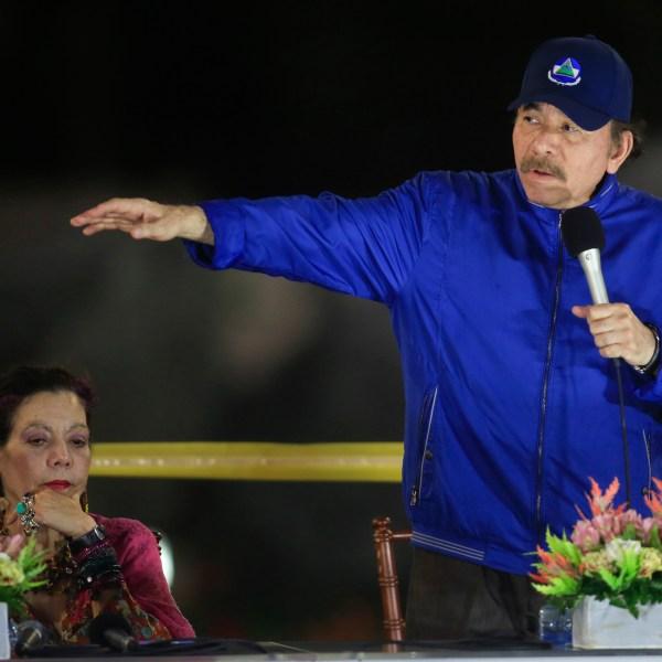 Daniel Ortega, Rosasio Murillo