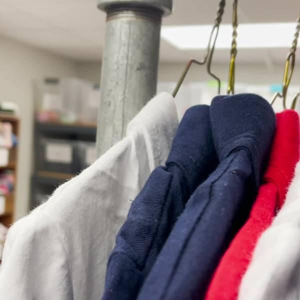 Operation Blue Jeans kicks off at Christian Service Center